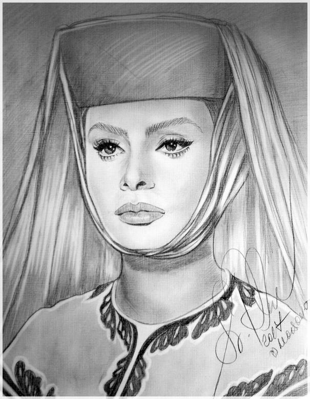 Sophia Loren by svetliaciok